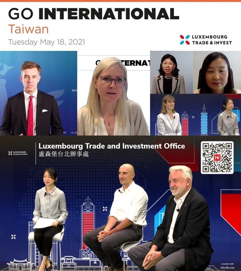 【Go International: Taiwan】線上研討會